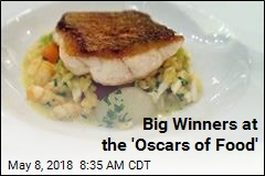 Big Winners at the 'Oscars of Food'
