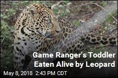 Leopard Eats Toddler Alive in Uganda