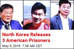 Trump: Pompeo Bringing Back 3 American Prisoners