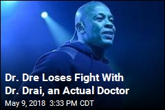 Dr. Dre Loses Trademark Fight With OB/GYN