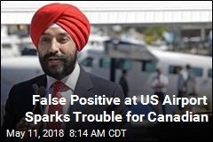 Canadian Minister Claims Discrimination at US Airport
