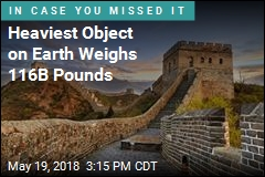 The 10 Heaviest Objects on Earth