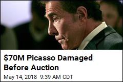 Mogul's Picasso Is Damaged. Again