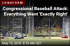 Congressional Baseball Attack: Everything Went 'Exactly Right'