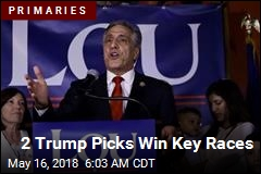2 Trump Picks Win Key Races