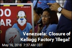 Kellogg Tried to Ditch Venezuela. It Didn't Quite Work