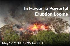 Quakes Damage Roads as Hawaii Volcano Spews Ash