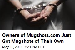 Operators of Mugshots Site Charged With Extortion