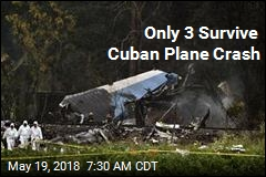 Only 3 Survive Cuban Plane Crash