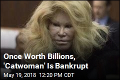Once Worth Billions, 'Catwoman' Is Bankrupt