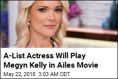 Theron Will Play Megyn Kelly in Roger Ailes Movie