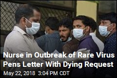 Outbreak of Devastating, Rare Virus Hits India