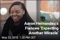Aaron Hernandez's Fiancee Is Pregnant