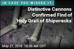 New Details on 'Holy Grail of Shipwrecks' Revealed