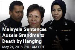 Malaysia Sentences Aussie Grandma to Death by Hanging