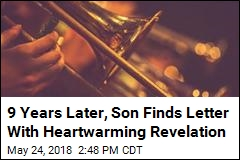 9 Years Later, Son Discovers Moving Story Behind Trumpet