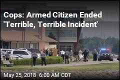 Cops: Armed Citizen Killed Restaurant Gunman