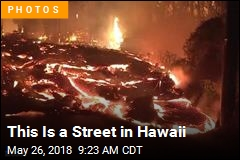 This Is a Street in Hawaii