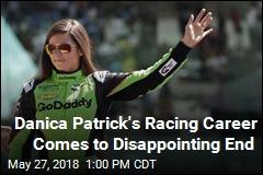 Danica Patrick's Final Race Ends in a Crash