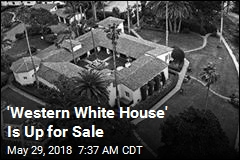'Western White House' Is Up for Sale