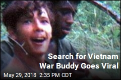 This Man's Vietnam Buddies Are Searching for Him