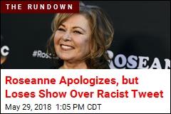 Roseanne Barr Apologizes Twice for Racial Joke