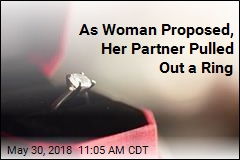 2 Proposals, 2 Rings, One Very In-Sync Couple