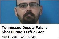'Armed and Dangerous' Man Sought After Deputy Shot Dead