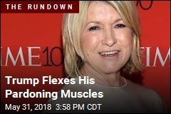 Trump Announces Surprise Pardon to Conservative Figure