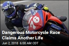 Dangerous Motorcycle Race Claims Another Life
