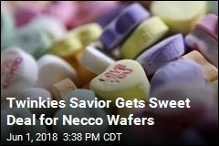 Bankrupt Necco Sold to Company That Saved Twinkies