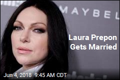 Laura Prepon Gets Married