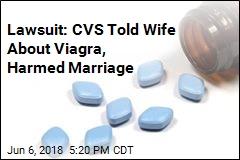 Man Sues CVS, Says Worker Told Wife About Viagra Prescription