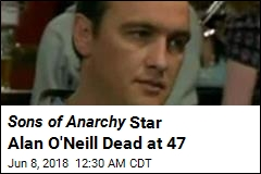 Sons of Anarchy Star Alan O'Neill Dead at 47