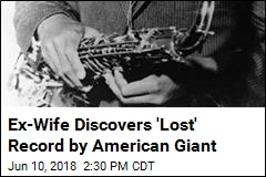Jazz Giant's 'Lost' Record Will Come Out This Month