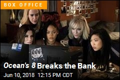 Ocean's 8 Cleans Up