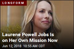 Laurene Powell Jobs Is Rebooting Philanthropy