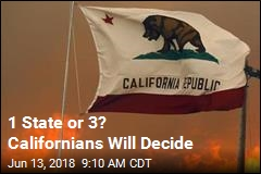 1 State or 3? Californians Will Decide