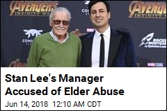 Stan Lee's Manager Accused of Elder Abuse