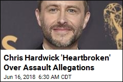 Chris Hardwick: I'm 'Blindsided' by Assault Allegations