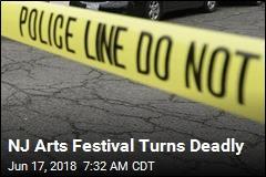 NJ Arts Festival Turns Deadly