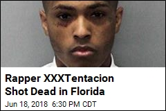 Rapper XXXTentacion Shot Dead in Florida
