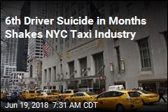 6th Driver Suicide in Months Shakes NYC Taxi Industry