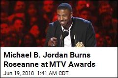 Black Panther Wins 4 at MTV Movie Awards
