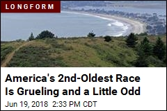 America's 2nd-Oldest Race Is Grueling and a Little Odd