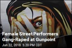 Anti-Trafficking Activists Gang-Raped at Gunpoint