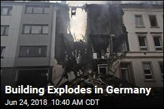 25 Hurt When Building Explodes
