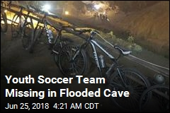 Youth Soccer Team Missing in Flooded Cave