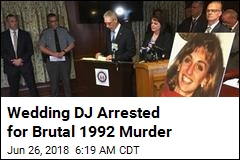 Wedding DJ Arrested for Brutal 1992 Murder