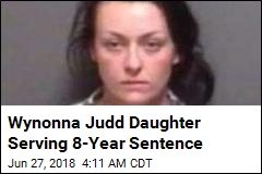 Wynonna Judd Daughter Serving 8-Year Sentence